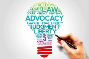 Advocacy light bulb